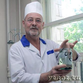 Лечение пиявками варикоза