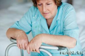 После инсульта: лечение в домашних условиях