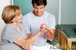 Восстановительное лечение после инсульта