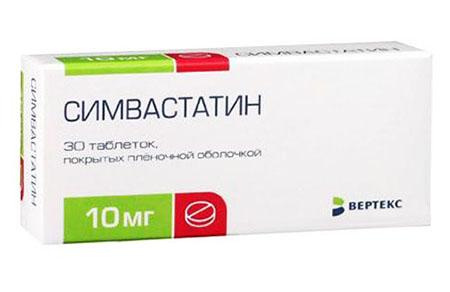 Атерослероз - лечение статинами
