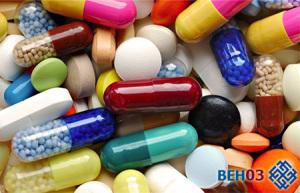 Лечение тромбоза медикаментами