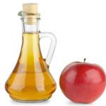 Сосудистые звездочки на ногах: лечение яблочным уксусом