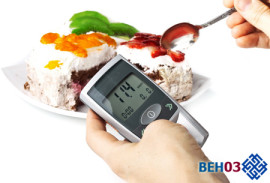 Cахарный диабет: диета в зависимости от вида болезни