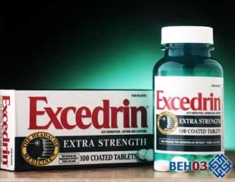 Лекарство от мигрени экседрин