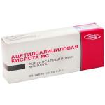 Мигрень: лечение ацетилсалициновой кислотой