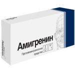 Таблетки от мигрени амигренин