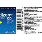 Таблетки от мигрени кардезим