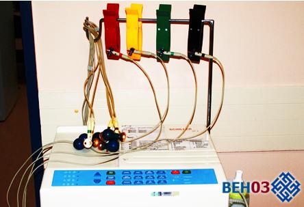 ЭКГ сердца: Аксион электрокардиограф