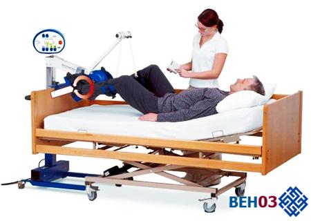 Реабилитация после инсульта: тренажер MOTOmed gracile