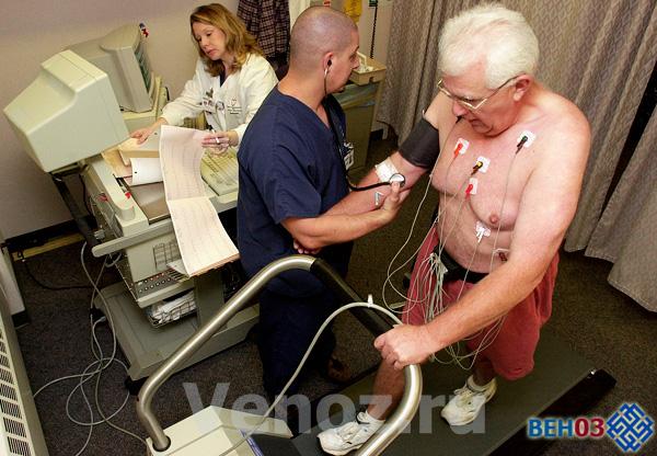 Ишемическая болезнь сердца: лечение и диагностика ИБС