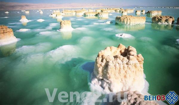 Лечебная соль мертвого моря