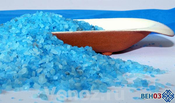 Соль мертвого моря обладает лечебными свойствами