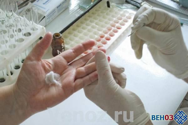 Тромбоцитопения лечение: анализы
