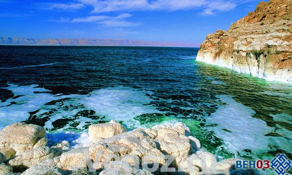 Лечение в Израиле на Мертовом море