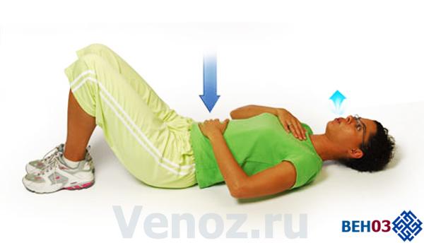 Восстановление здоровья при помощи брюшного дыхания