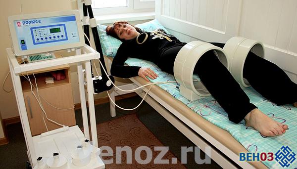 Магнитотерапия широко применяется при варикозном расширении вен